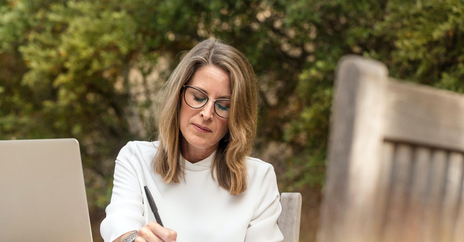 author-writing