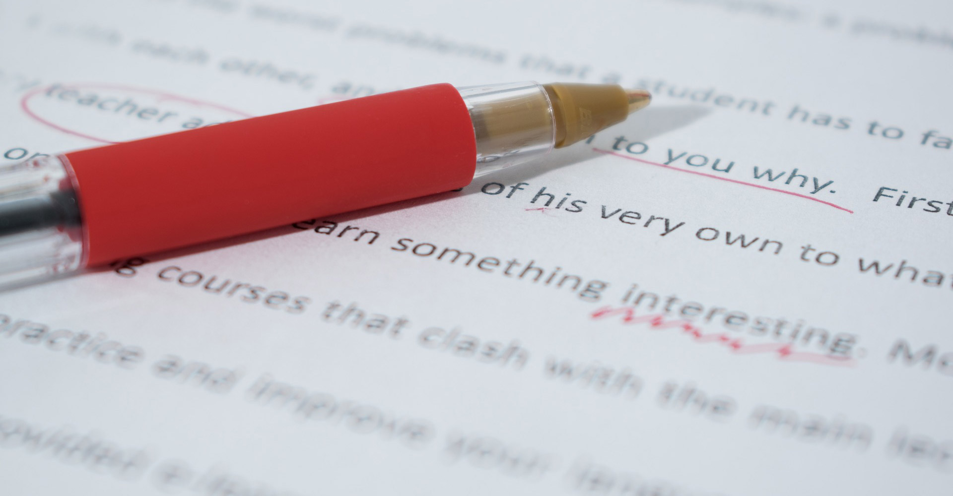 Importance of Editing in Academic Publishing