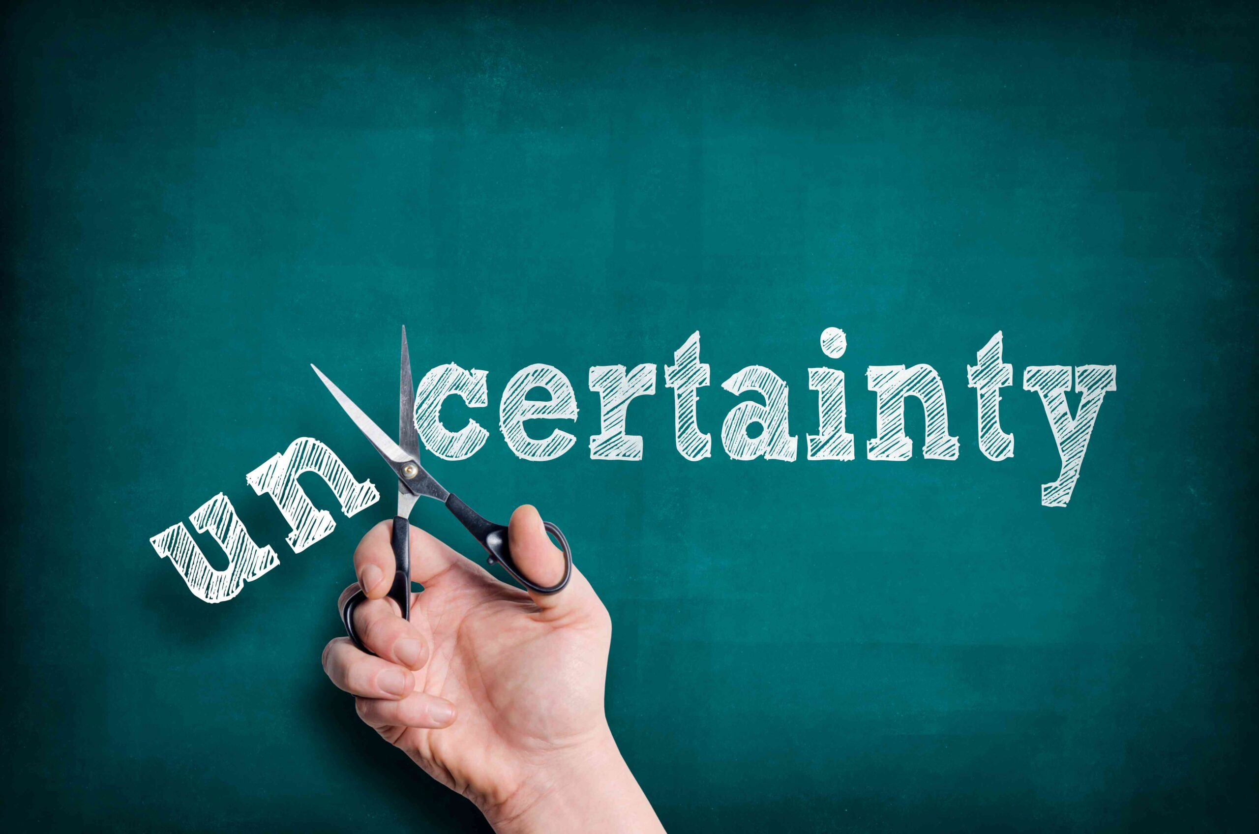 How Uncertainty in Business Can Actually Create Opportunities